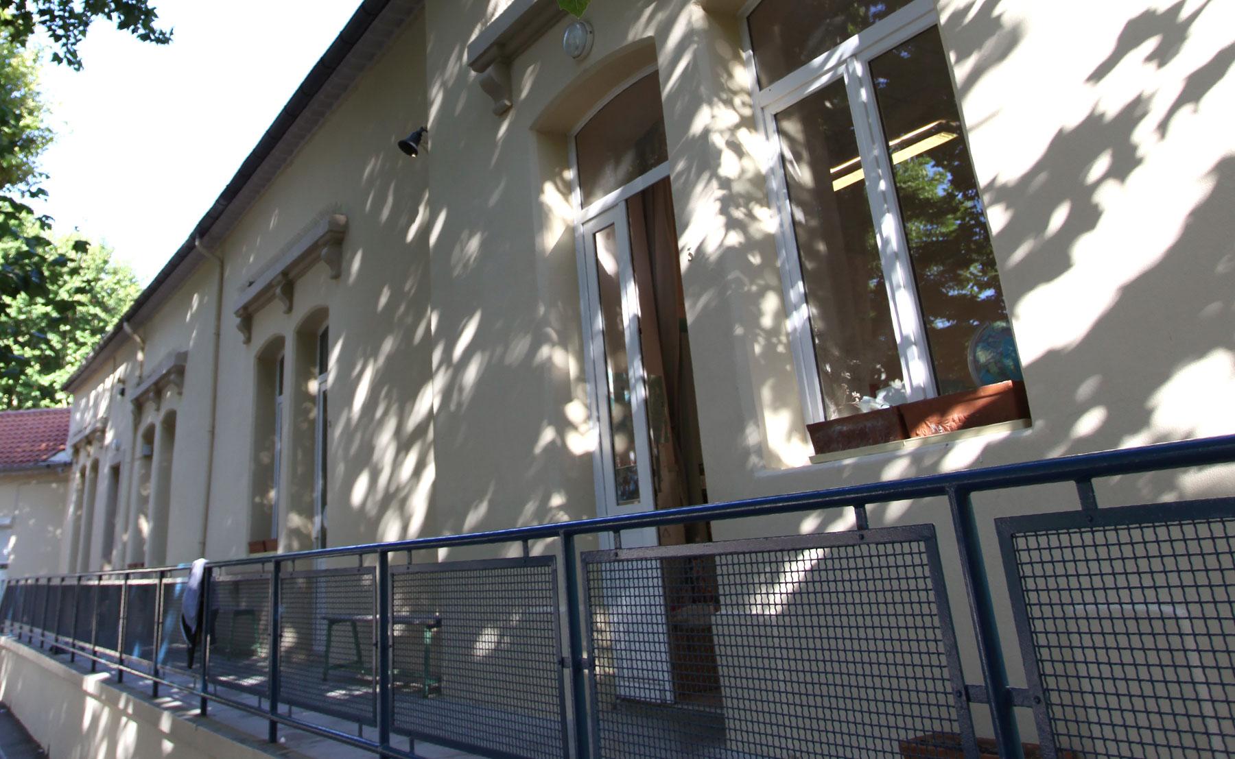 École de Bourg
