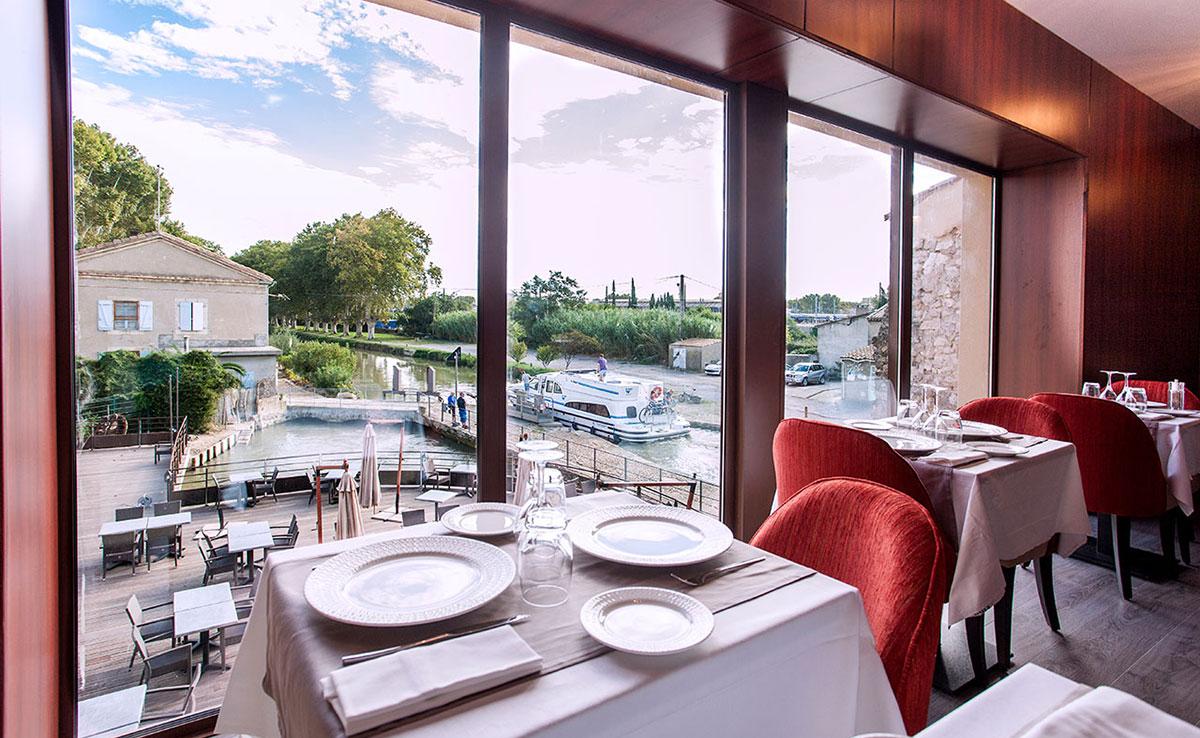 Clarion suites Ile du Gua et brasserie Flo