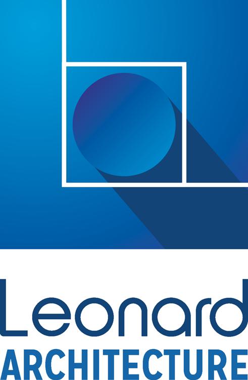 Léonard Architecture Logo