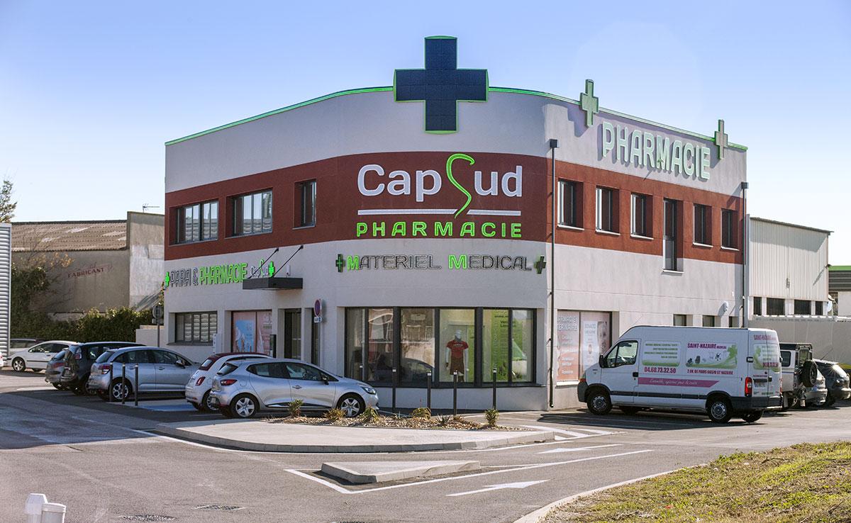 Pharmacie Cap Sud