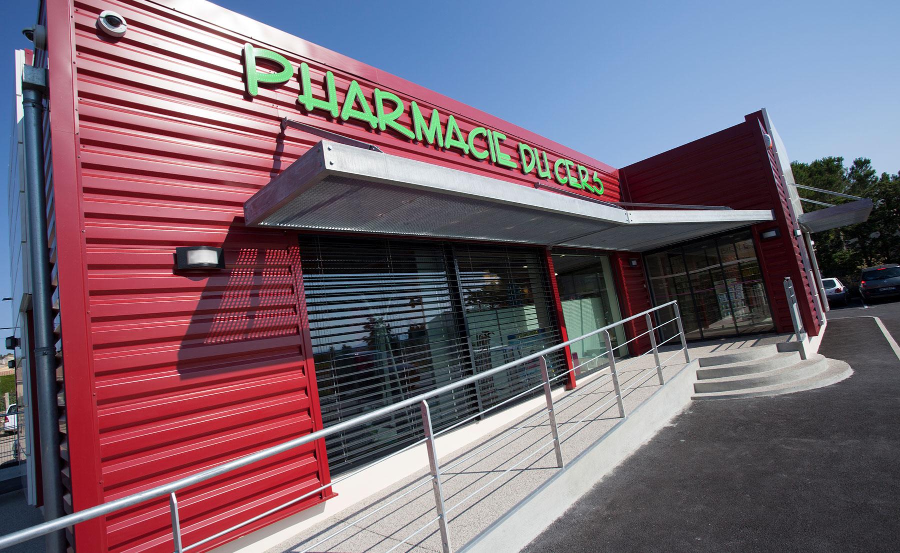 Pharmacie du CERS