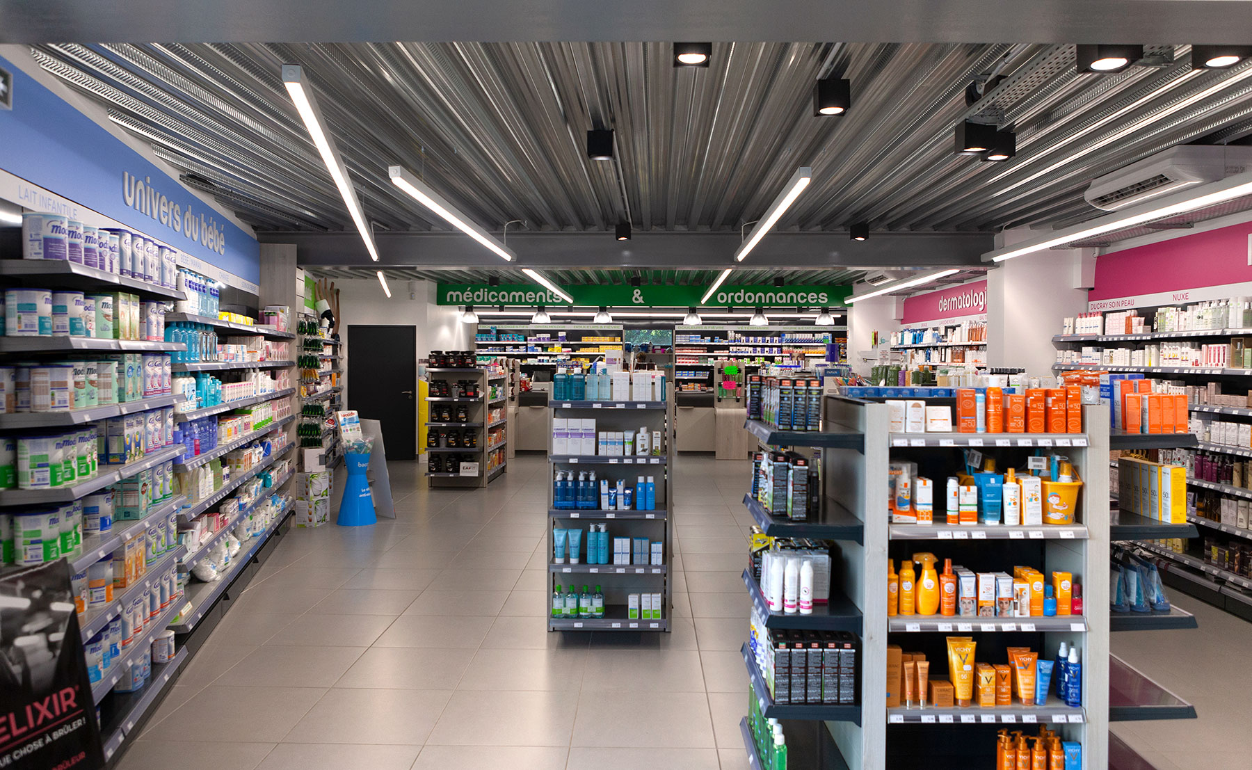 Pharmacie la Mayolle