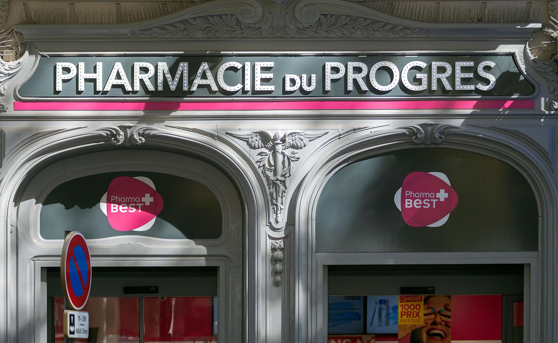 Pharmacie du Progrès