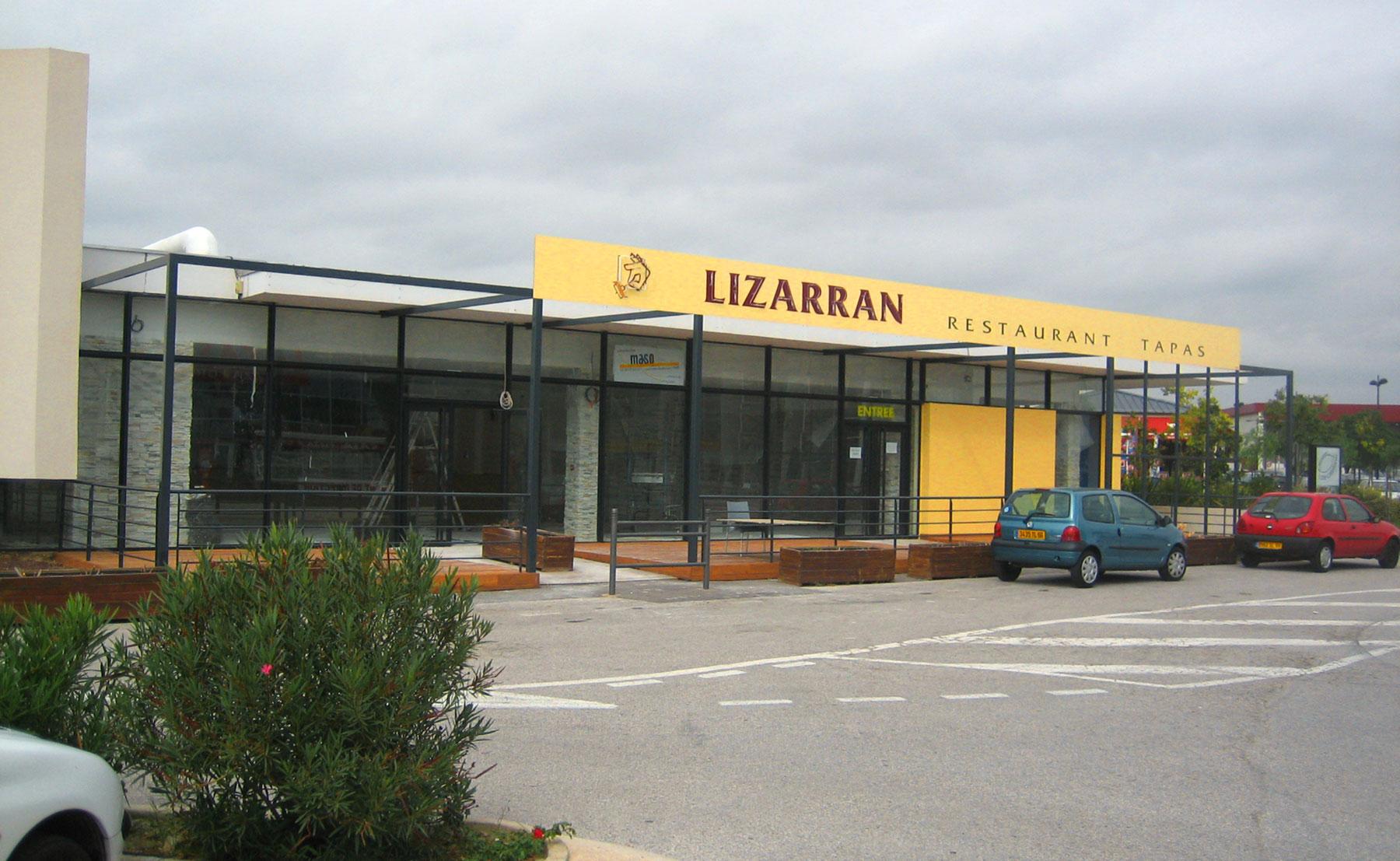 Restaurant LIZARRAN PERPIGNAN