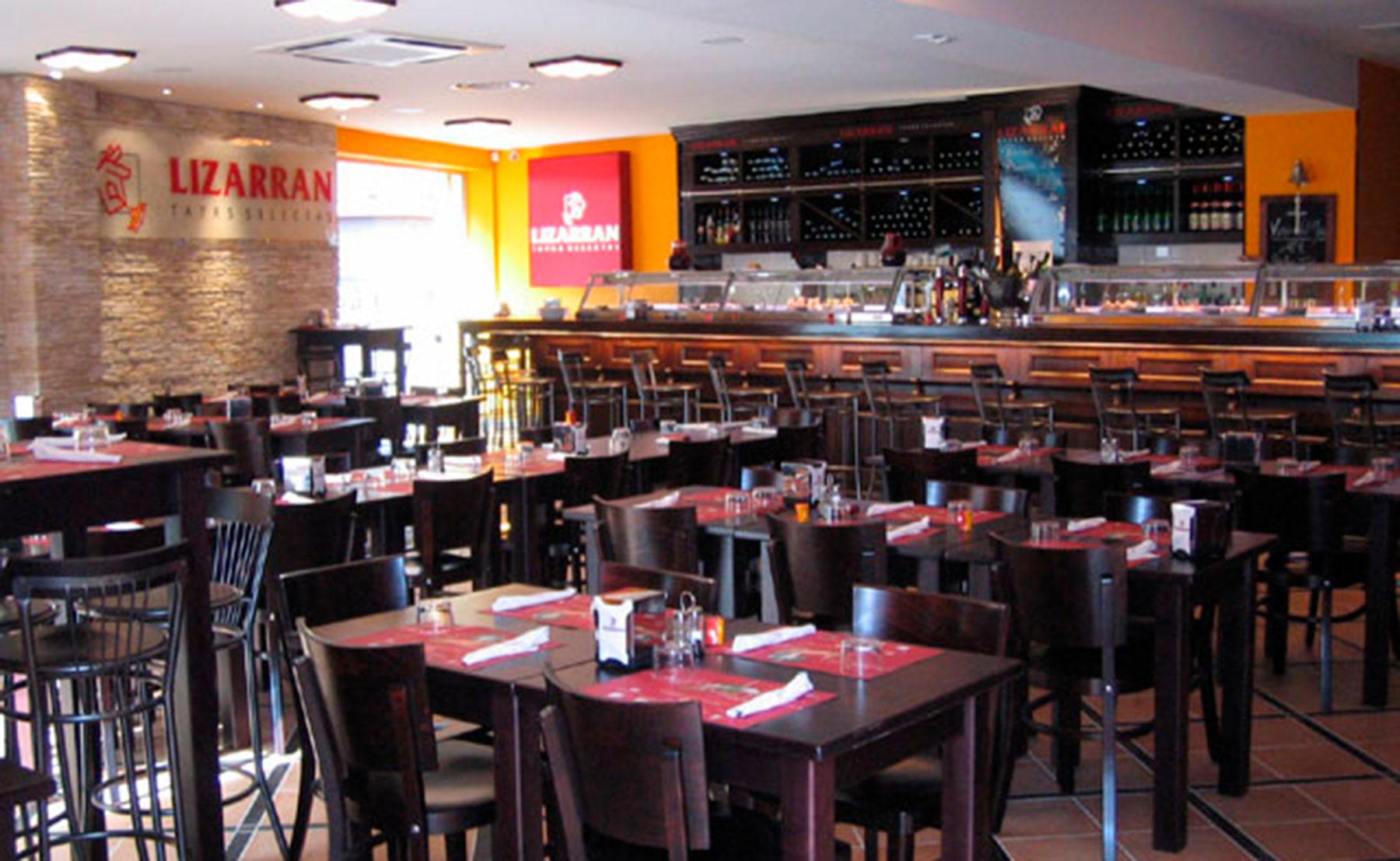 Restaurant LIZARRAN Toulouse