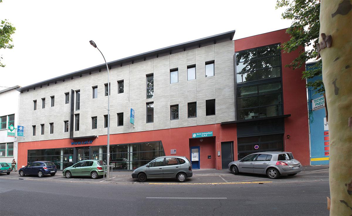 LE SAINT JAUME, CAF de Narbonne